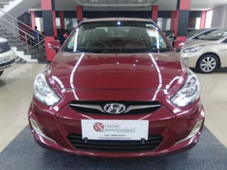 2014 Hyundai Verna VTVT 1.6 AT SX Option