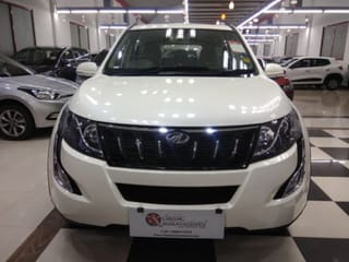 2017 Mahindra XUV500 AT W10 AWD