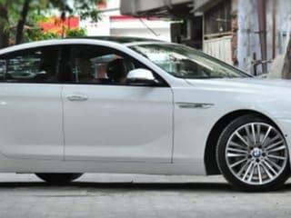 2016 BMW 6 Series Gran Coupe