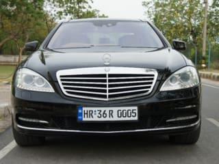 2012 Mercedes-Benz S Class 2005 2013 S350L CDI BE