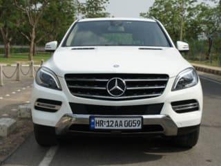 2015 Mercedes-Benz M-Class ML 350 CDI