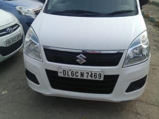 2015 Maruti Wagon R LXI Optional