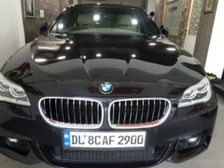 2014 BMW 5 Series 2013-2017 530d M Sport