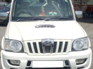 2014 Mahindra Scorpio VLX 2WD AIRBAG BSIV