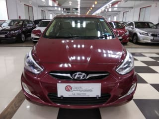 2014 Hyundai Verna CRDi 1.6 AT SX Plus