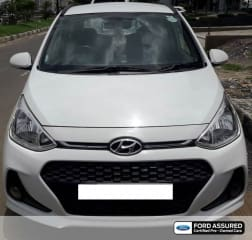 2017 Hyundai Grand i10 Asta Option