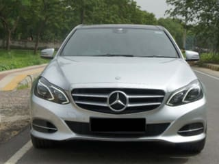 2013 Mercedes-Benz E-Class E250 CDI Launch Edition