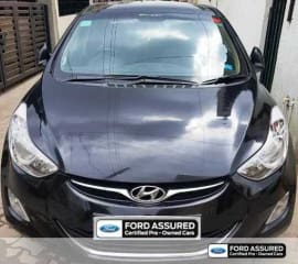 2013 Hyundai Elantra CRDi S