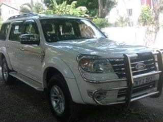 2012 Ford Endeavour 4X4 AT AllTerrain Edition