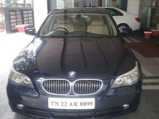 2006 BMW 5 Series 520d Luxury Line