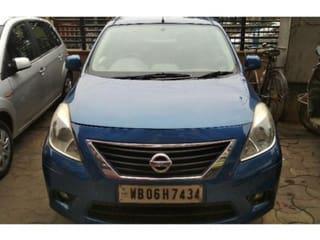 2011 Nissan Sunny 2011-2014 XV Special Edition