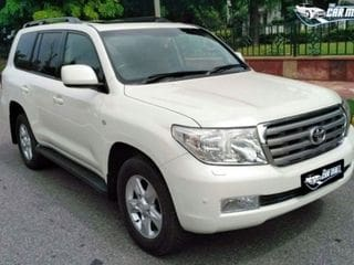 2010 Toyota Land Cruiser VX Premium