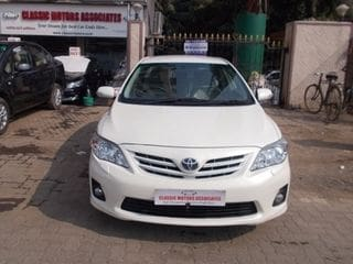 2012 Toyota Corolla Altis 2008-2013 1.8 VL AT