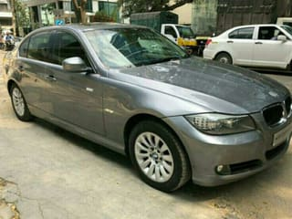 2009 BMW 3 Series 320i Luxury Line