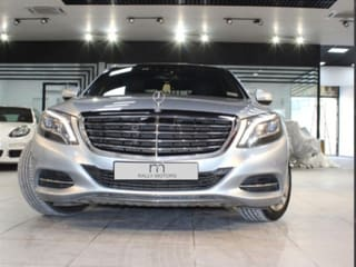 2014 Mercedes-Benz S-Class S 500 L Launch Edition
