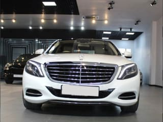 2015 Mercedes-Benz S-Class S 500 Coupe