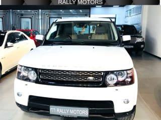 2013 Land Rover Range Rover Sport SE