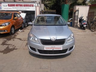 2014 Skoda Rapid 1.5 TDI Active