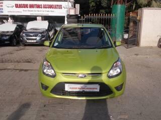 2012 Ford Figo Petrol ZXI