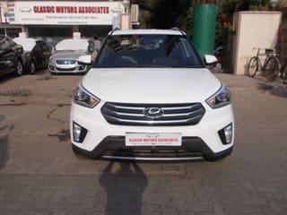 2017 Hyundai Creta 1.6 SX Plus Dual Tone Petrol