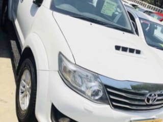 2013 Toyota Fortuner 2.8 4WD MT
