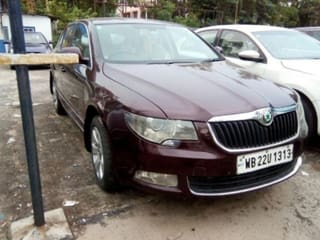 2012 Skoda Superb Ambition 2.0 TDI CR AT