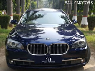 2012 BMW 7 Series 730Ld Design Pure Excellence CBU