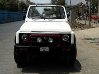 1996 Maruti Gypsy King Soft Top