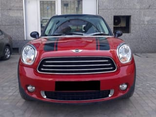 2014 Mini Countryman Cooper D