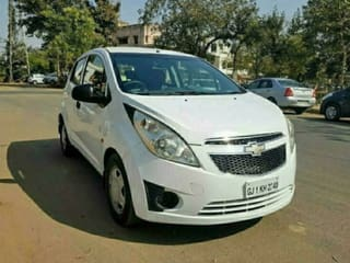 2011 Chevrolet Beat LS