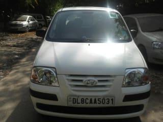 2012 Hyundai Santro Xing GLS CNG