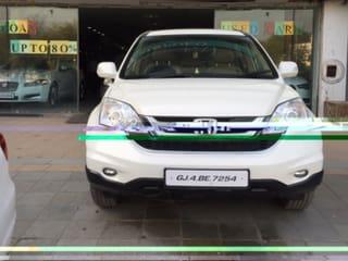 2011 Honda CR-V 2.0L 2WD MT