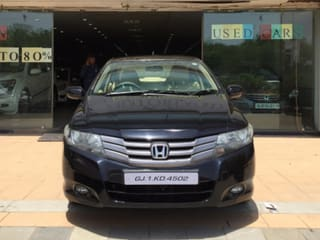 2010 Honda City V AT