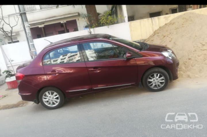 Honda Amaze VX O iDTEC