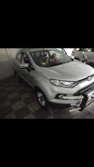 Ford EcoSport 1.5 TDCi Titanium Plus
