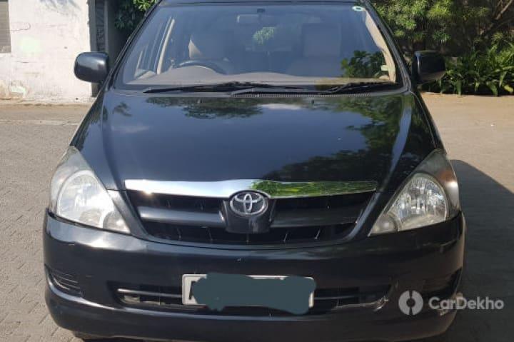 Toyota Innova 2.5 G4 Diesel 7-seater