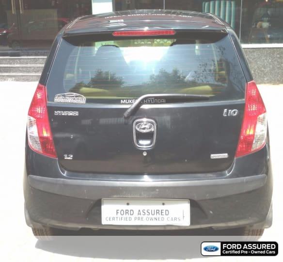 Hyundai i10 Sportz AT