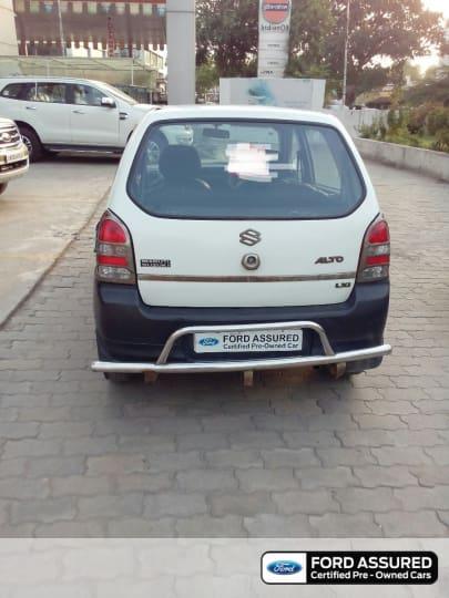 Girdhari Ford, Jail Road