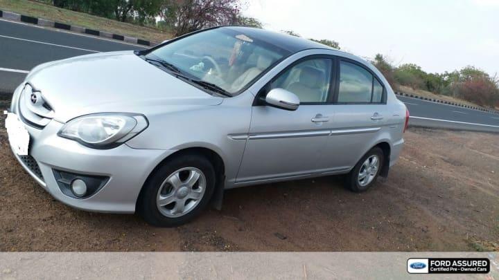 Hyundai Verna 2010-2011 Transform SX VGT CRDi
