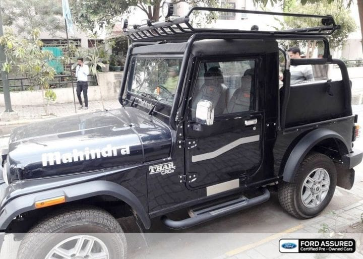 Mahindra Thar 2010-2015 CRDe AC