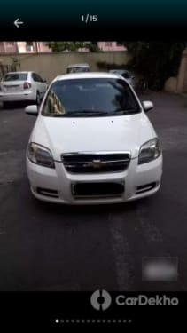 used chevrolet aveo 1.4 ls in mumbai