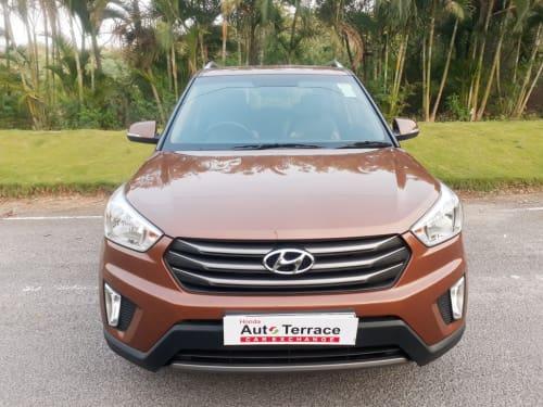 Used Hyundai Creta 1 4 S Diesel 2017 At Pride Honda Hyderabad