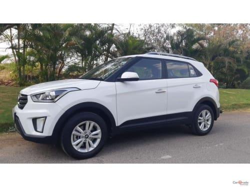 Hyundai Creta 1.6 SX Plus Petrol Automatic