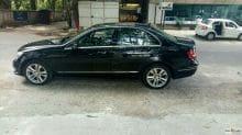 Mercedes Benz CClass 220 CDI AT