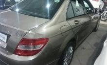 Mercedes Benz CClass 220 CDI AT