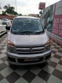 Maruti Wagon R LXI BS IV