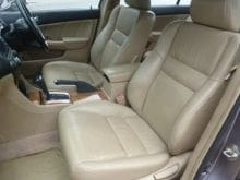 Honda Accord VTi-L (AT)