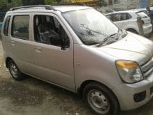 Maruti Wagon R LXI Minor