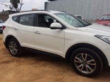 Hyundai Santa Fe 4WD AT