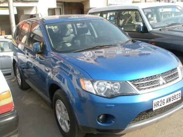 Used Mitsubishi Outlander 2.4 (Id-565773) Car in New Delhi